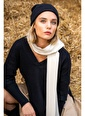Silk and Cashmere Bere Siyah